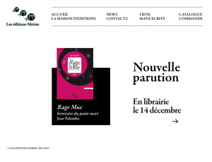 Editions Moires