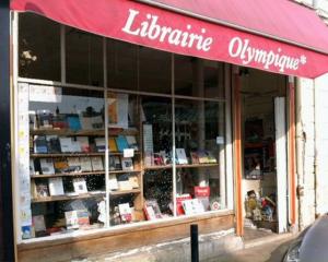 La librairie olympique, 23, rue Rode (place du marché des Chartrons) - Bordeaux.